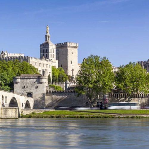 Pont d'Avignon de jour